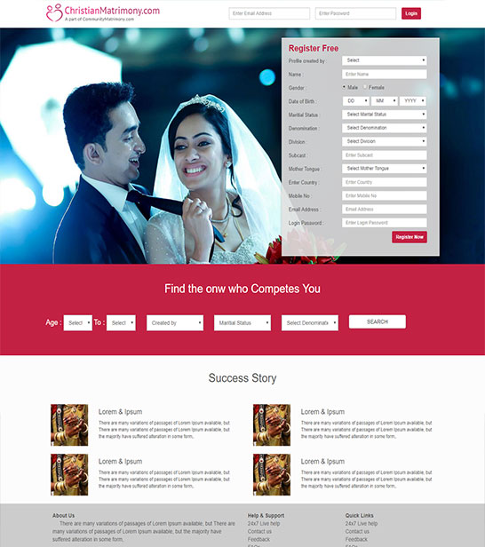 matrimonial-website-template-free-download Bootstrap Templates Php Free Download on wedding templates free download, art templates free download, c# templates free download, opencart templates free download, drupal templates free download, zen cart templates free download, application templates free download, responsive templates free download, business templates free download, logo templates free download, facebook templates free download,